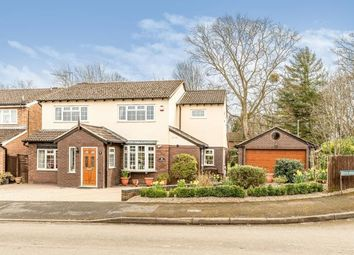 Thumbnail 5 bed detached house for sale in Dodd Avenue, Warwick, Warwickshire