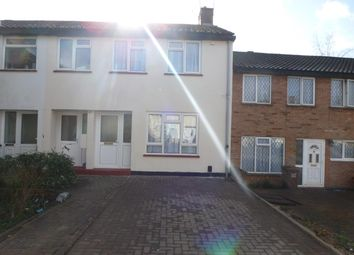 Thumbnail 3 bed terraced house to rent in Cherry Way, Hatfield