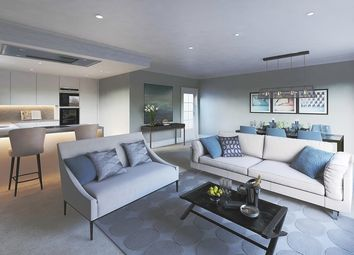 Thumbnail 2 bed flat for sale in Mill Lane, Taplow