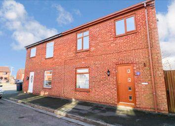 Thumbnail 3 bed semi-detached house for sale in Chestnut Crescent, Bassingham, Bassingham, Lincoln