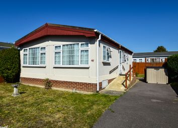Thumbnail 2 bed mobile/park home for sale in Grange Park Mobile Homes, Shamblehurst Lane, Hedge End, Southampton