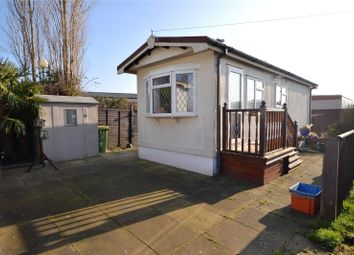 Thumbnail 1 bed mobile/park home for sale in Epperstone Residential Caravan Park, Humberston, Grimsby