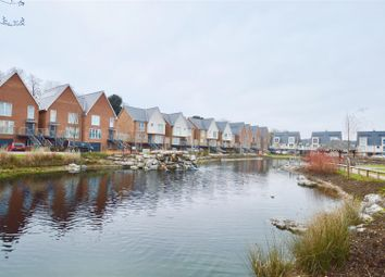 Thumbnail 2 bed flat for sale in Castleridge Drive, Greenhithe