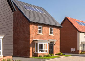 "Thumbnail 4 bedroom detached house for sale in ""Midford"" at Stansted Road, Elsenham, Bishop's Stortford"