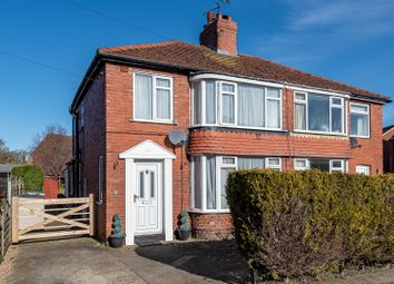 Thumbnail 3 bed semi-detached house for sale in 11 Maudon Grove, Norton, Malton
