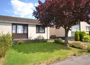 Thumbnail 3 bed semi-detached bungalow to rent in Alder Drive, Oakbank, Perth