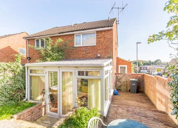 Thumbnail 2 bed semi-detached house for sale in Brussels Way, Luton