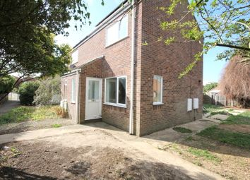 Thumbnail 1 bed end terrace house to rent in Leach Close, Bradwell, Great Yarmouth