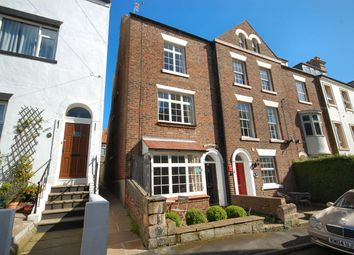 Thumbnail 4 bed town house for sale in Well Close Square, Whitby
