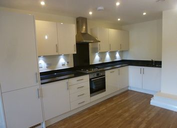 Thumbnail 2 bed flat to rent in Mercury House, Cheam Road, Ewell