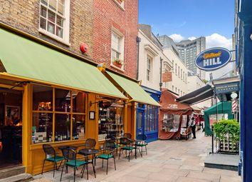 Thumbnail 1 bed flat to rent in Shepherd Market, London
