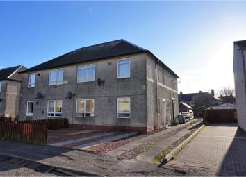 Thumbnail 2 bed flat for sale in Bank Street, Grangemouth