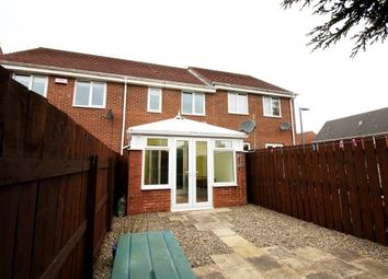 Thumbnail 2 bed terraced house to rent in Elvaston Crescent, Kenton, Newcastle Upon Tyne