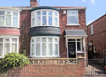 Thumbnail 3 bedroom semi-detached house for sale in Toronto Crescent, Middlesbrough, .