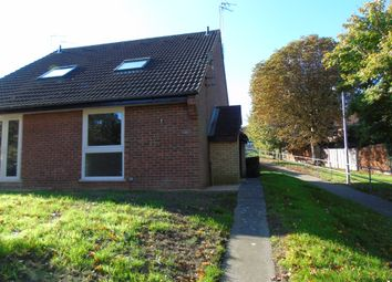 Thumbnail 1 bed end terrace house to rent in Keating Close, Lawford, Manningtree