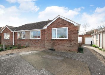Thumbnail 2 bed semi-detached bungalow for sale in Pilgrims Way, Canterbury