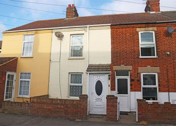 Thumbnail 2 bed terraced house for sale in St Julian Road, Caister-On-Sea, Great Yarmouth, Norfolk