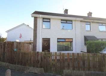 Thumbnail 3 bed terraced house for sale in Straid Walk, Greenisland, Carrickfergus