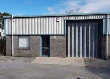 Thumbnail Commercial property to let in Cambrian Park, Cillefwr Industrial Estate, Johnstown