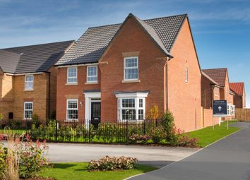 "Thumbnail 4 bed detached house for sale in ""Holden"" at Bridlington Road, Stamford Bridge, York"