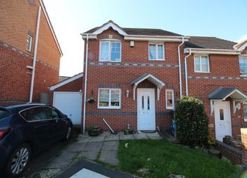 Thumbnail 3 bed semi-detached house for sale in Dunford Court, Wath Upon Dearne