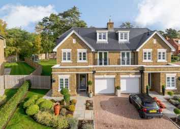 Thumbnail 3 bed semi-detached house for sale in Kingswood, Ascot