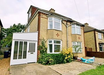Thumbnail 3 bedroom semi-detached house to rent in Home Close, Histon, Cambridge