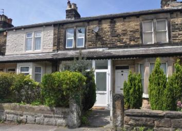 Thumbnail 2 bed terraced house to rent in Mayfield Grove, Harrogate, North Yorkshire