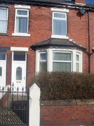 Thumbnail 3 bed terraced house to rent in Highfield Rd, Blackpool