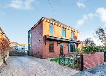 Thumbnail 4 bed detached house for sale in Manor Road, Brampton Bierlow, Rotherham