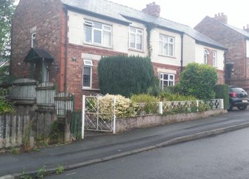 Thumbnail 2 bed semi-detached house to rent in Brookfield Lane, Macclesfield