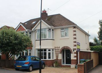 Thumbnail 3 bed semi-detached house for sale in Swift Road, Southampton