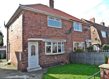 Thumbnail 3 bed semi-detached house for sale in Liddell Terrace, Wheatley Hill, Durham