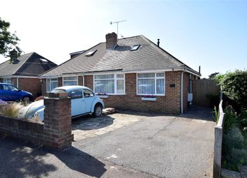 Thumbnail 2 bed semi-detached bungalow for sale in Cheviot Road, Worthing, West Sussex
