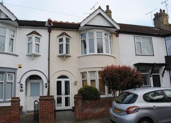 Thumbnail 3 bedroom terraced house to rent in Teddington Villas, Shakespeare Drive, Westcliff-On-Sea