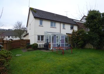 Thumbnail 3 bedroom semi-detached house to rent in Oaktree Park, Sticklepath, Okehampton
