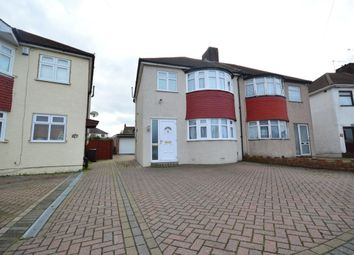 Thumbnail 3 bedroom semi-detached house to rent in Colyer Road, Northfleet, Gravesend