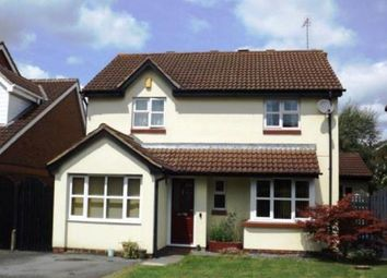 Thumbnail 4 bed detached house for sale in Red Admiral Drive, Abbeymead, Gloucester, Gloucestershire
