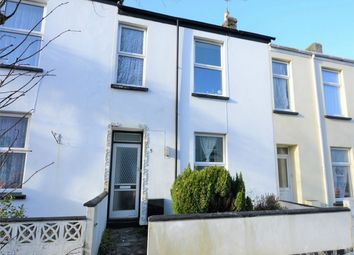 Thumbnail 5 bed terraced house for sale in Clifton Terrace, Falmouth
