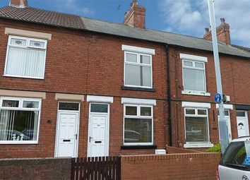 Thumbnail 3 bed terraced house to rent in Alfreton Road, Sutton In Ashfield, Nottinghamshire