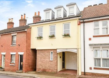 Thumbnail 3 bed terraced house for sale in East Street, Titchfield, Fareham