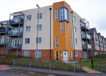 Thumbnail 2 bed flat for sale in John Hunt Drive, Everest Park, Basingstoke