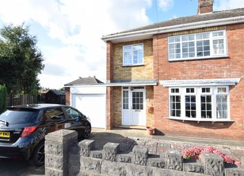 Thumbnail 3 bed semi-detached house for sale in St. Catherines Crescent, Scunthorpe
