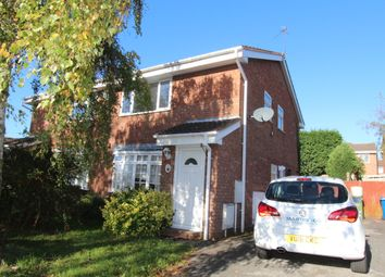 Thumbnail 1 bed flat for sale in Lowdham, Wilnecote, Tamworth
