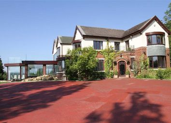 Thumbnail 7 bed detached house for sale in Waddington Road, Clitheroe, Lancashire