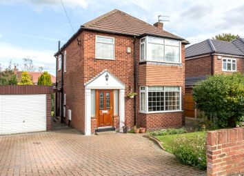 Thumbnail 3 bed detached house for sale in Edgbaston Walk, Leeds, West Yorkshire