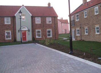 Thumbnail 1 bed flat for sale in Moor Road, Hunmanby Gap, Filey