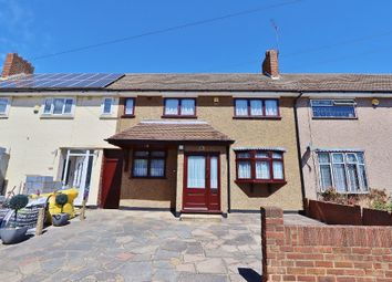 Thumbnail 2 bed terraced house for sale in Lynton Avenue, Romford