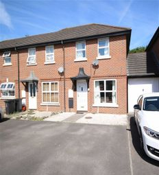 Thumbnail 2 bed end terrace house for sale in Meadow Road, Swindon