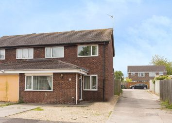 Thumbnail 3 bed semi-detached house for sale in Collett Way, Grove, Wantage